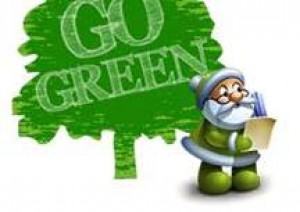 Go Green For the Holidays""