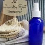 DIY spot stain remover