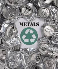 recycling scrap metal