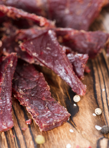 Vension Jerky