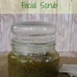 green tea and honey beauty mask