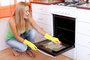 green oven cleaner tips