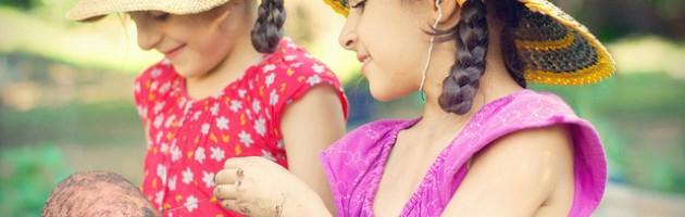 Summertime Garden Activities for Kids