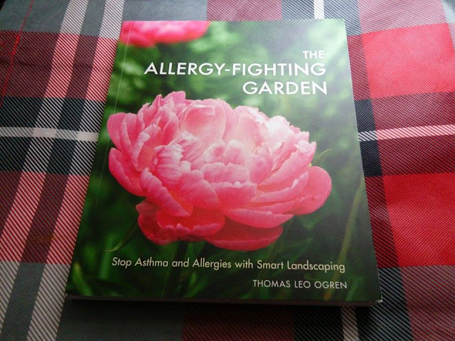 The Allergy Fighting Garden Giveaway