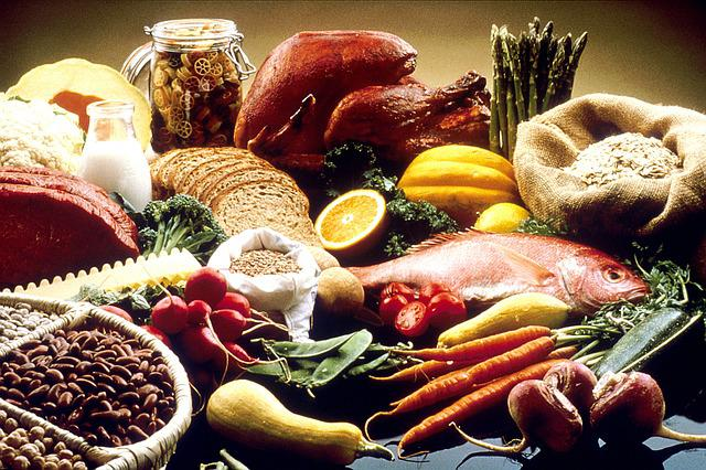 eye health colorful foods
