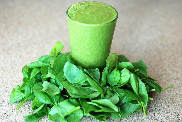 eye health leafy greens