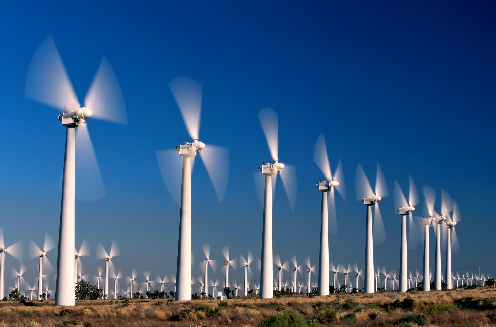 Wind Energy Taking Over Renewables