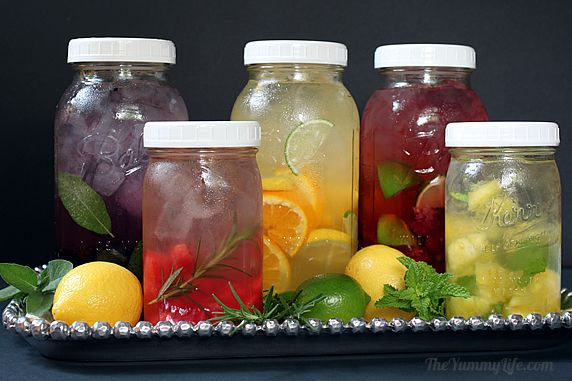 diy-flavored-water