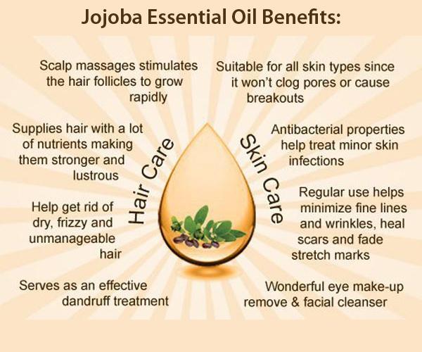 Great Benefits Of Jojoba Oil On Natural Hair