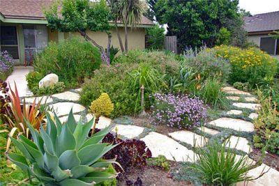 environmentally friendly garden