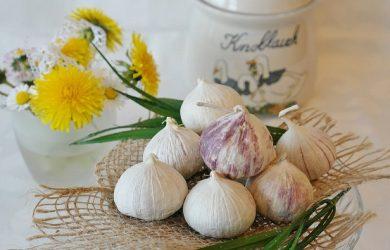 garlic a home remedy