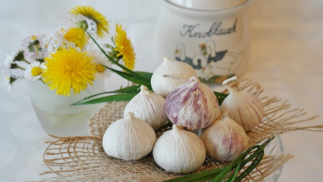 garlic a home remedy