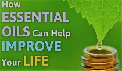 how essential oils can improve your health