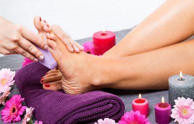 Health Benefits of Foot Pedicure