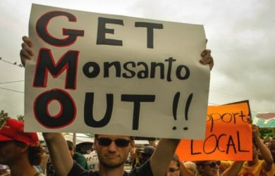 Get Monsanto Out~