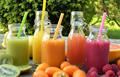 Juices for stress