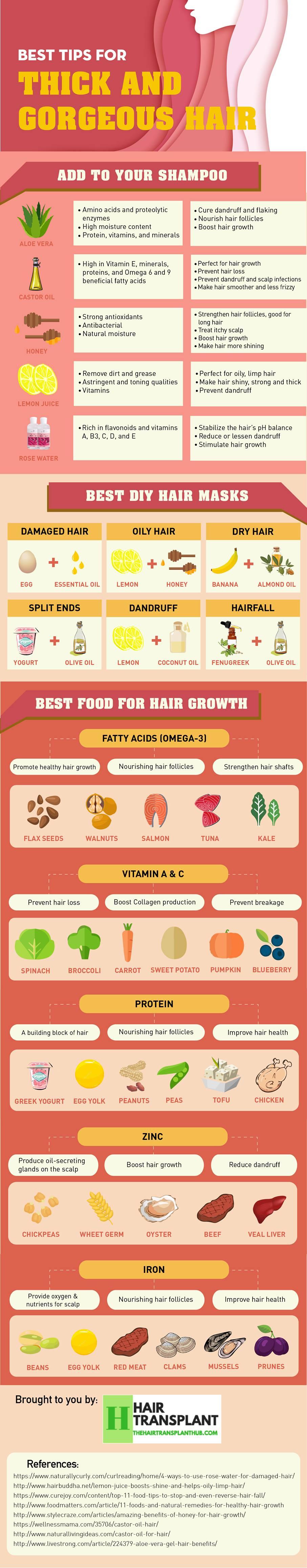 natural hair remedies and DIY hair mask