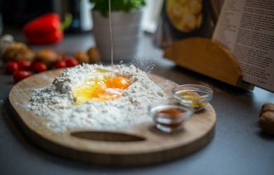 eggs made eco-friendly way