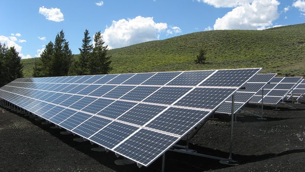 solar panels to lower your energy bill