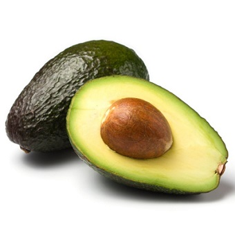 avocado eating healthy