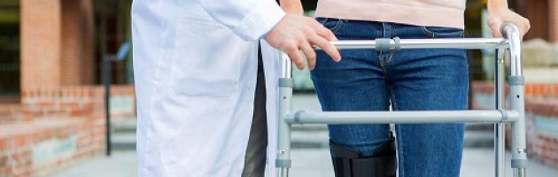 recovering from a disability