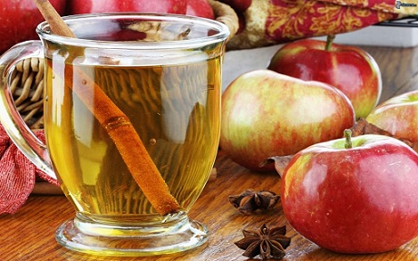 apple cider vinegar for heart disease